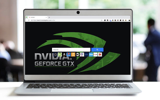 NVIDIA Geforce Search
