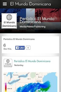 El Mundo Dominicana screenshot 2