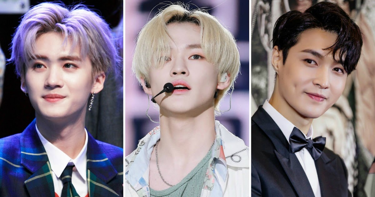 Here Are All 20 Currently Active Male K Pop Artists From China Koreaboo