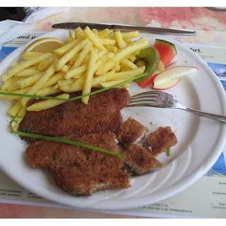 Pork Schnitzel.