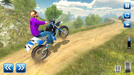 Offroad Motorbike Rider Simulator 2017: Dirt Bikes for PC