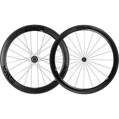 ENVE Composites SES 4.5 Wheelset - 700c, QR x 100/130mm, HG 11, Black,  Clincher, Carbon Hub