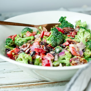 Broccoli Yogurt Dressing Recipes
