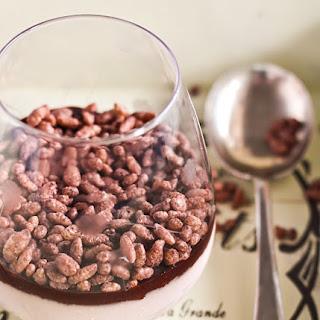 Chocolate Cereal Milk Mousse & Coco Pops Recipe