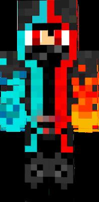 MineCraft Nijna skin
