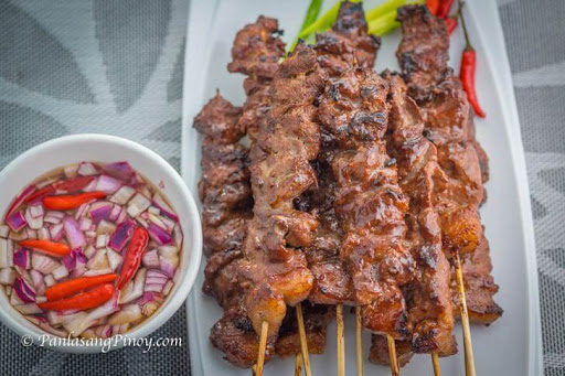 Filipino Style Pork BBQ