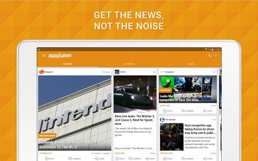 Appy Gamer – Games news screenshot 9