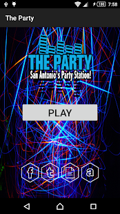 The Party FM- screenshot thumbnail
