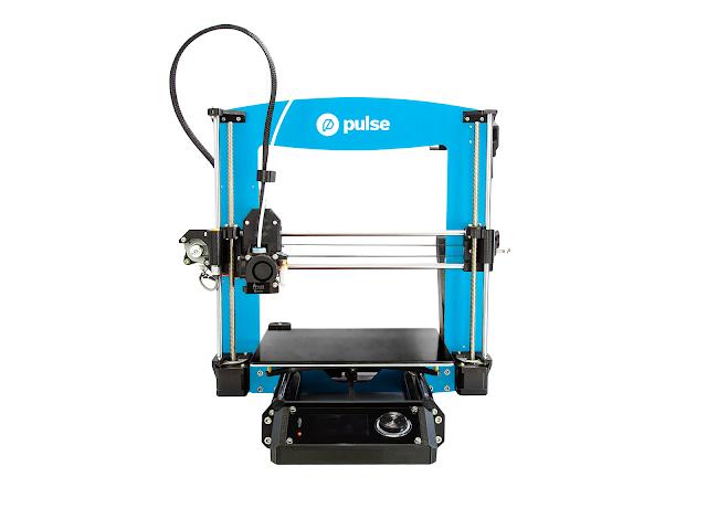 Pulse 3D Printer - Custom Pre-Assembled | MatterHackers