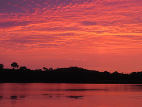 Photo: 2 Jul 13 Priorslee Lake: So a dramatic start to the day but you had to be up at 04:40! (Ed Wilson)
