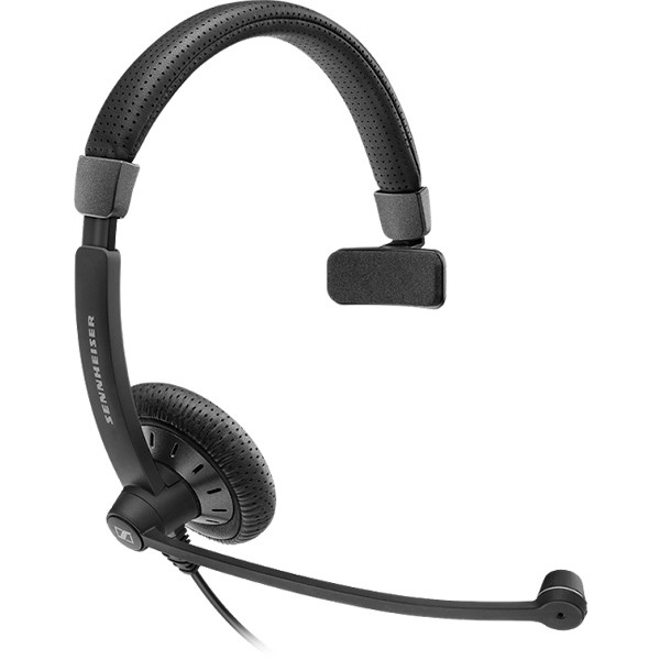Headset: Sennheiser HD USB headeset with microphone