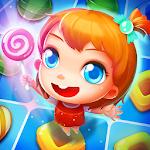 Candy Wonderland Match 3 Games Icon