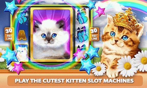 Casino Kitty Free Slot Machine  screenshots 2