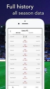 Football Liga Adelante - náhled