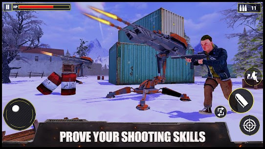 Free Firing Battleground: Fire Squad Survival App Latest Version  Download For Android 4