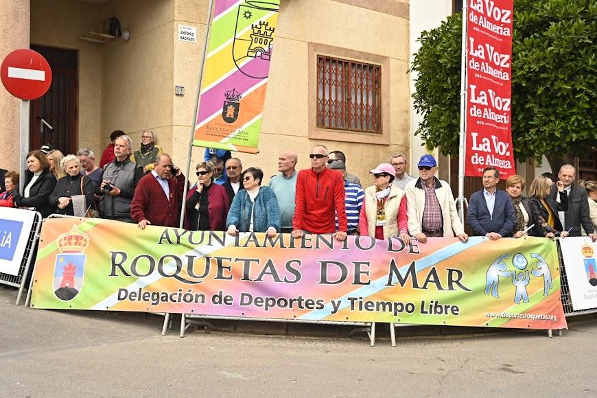 Roquetas de Mar es deporte.