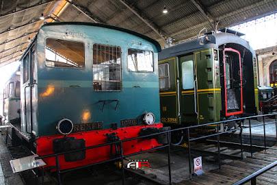 Museo Ferrocarril Madrid