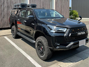 ハイラックス 4WD ピックアップのカスタム事例画像 翔平さんの2021年06月23日12:42の投稿