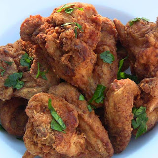 Fried Chicken Wings With Flour Recipes