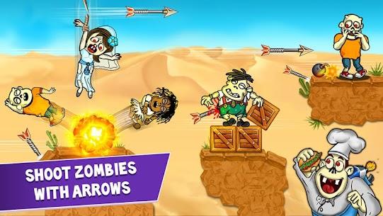 Zombie Archery – Zombies Arrow shooting Games 1
