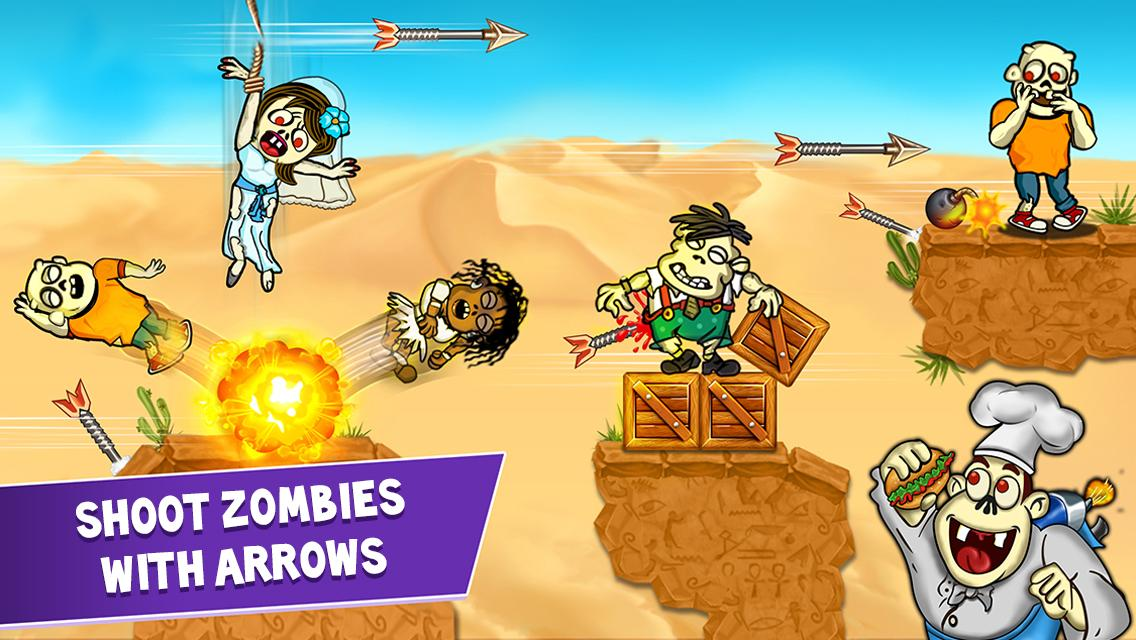 Zombie Shooting - Kill Zombies Shooter- screenshot
