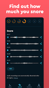 Sleep Cycle: Sleep analysis & Smart alarm clock App Download For Android and iPhone 4