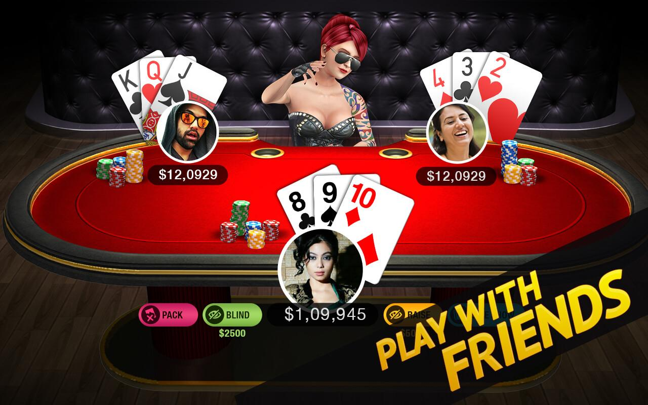 Teen Patti Live!- screenshot