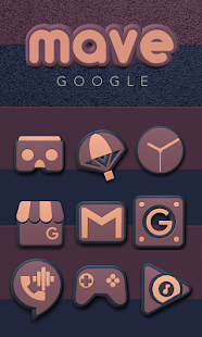 Mave Icon Pack Screenshot