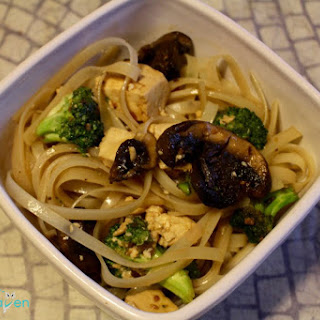 Vegan Tofu Teriyaki Stir Fry