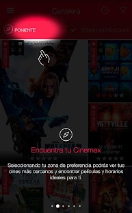 Cinemex- screenshot thumbnail
