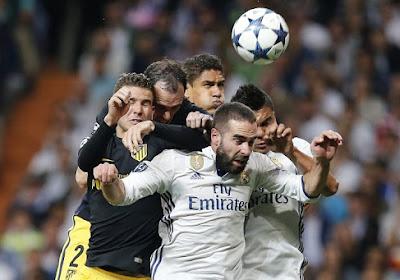 Un blessé madrilène de retour pour la finale
