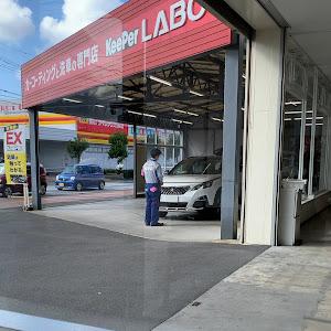 5008 P87AH01 GT BlueHDIのカスタム事例画像 青キングさんの2020年09月26日20:18の投稿