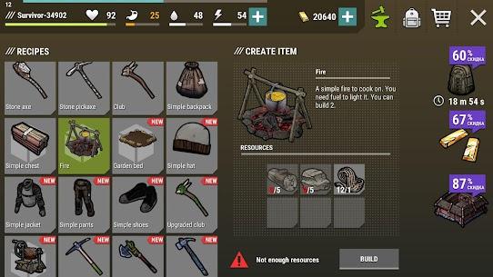 Dark Days Zombie Survival Apk Mod Dinheiro Infinito 8