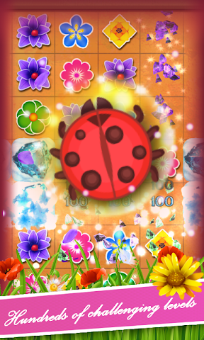 android Blossom Blast Paradise Fever Screenshot 3