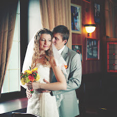 Wedding photographer Natalya Bykova (bykova). Photo of 06.11.2012
