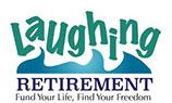 he laughing retirement logo