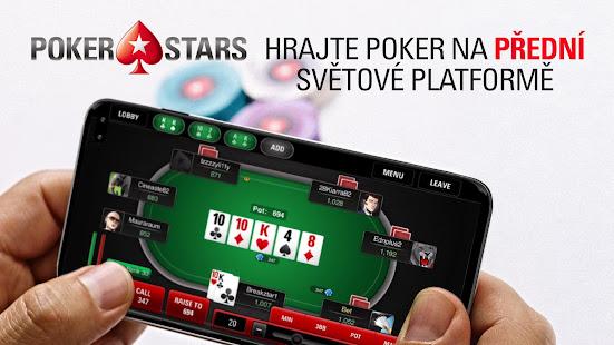 PokerStars: Bezplatné Пokerové hry Texas Hold'em - náhled