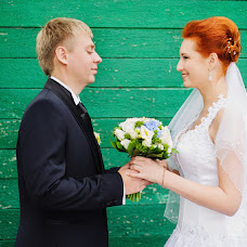 Wedding photographer Aleksandr Denisov (Sonce). Photo of 16.02.2014