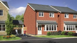 12 new homes at Forden