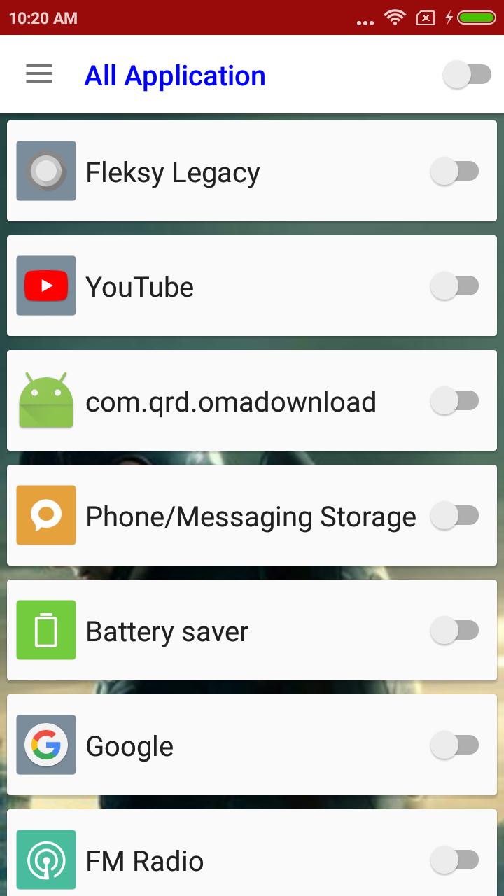 Скриншот Captians Applock
