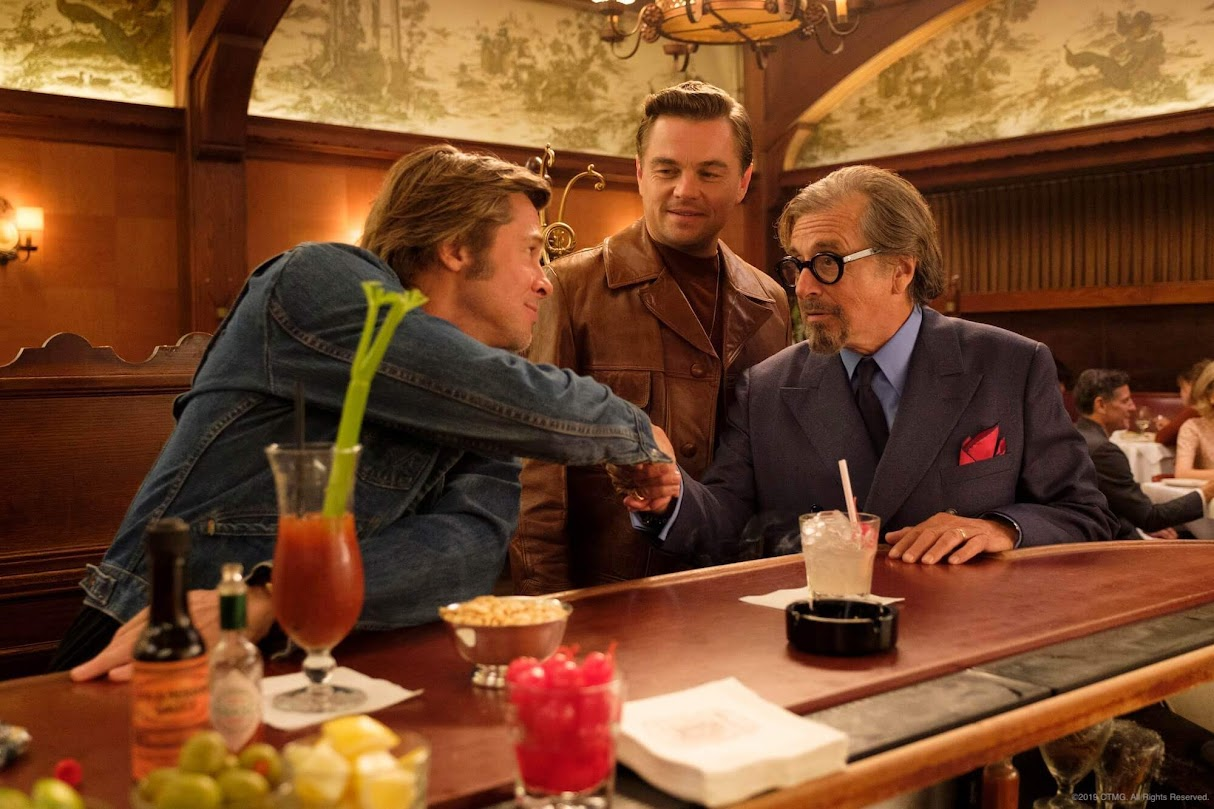 Once Upon a Time in ... Hollywood Official Site