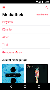 Apple Music Screenshot