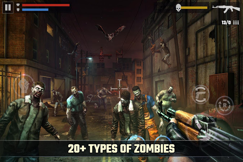 DEAD TARGET: FPS Zombie Apocalypse Survival Games Screenshot 11