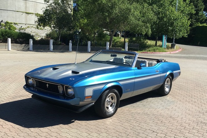 1973 Ford Mustang Hire CA