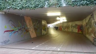 Photo: Oberhof-Tunnel; A1ONE et al.