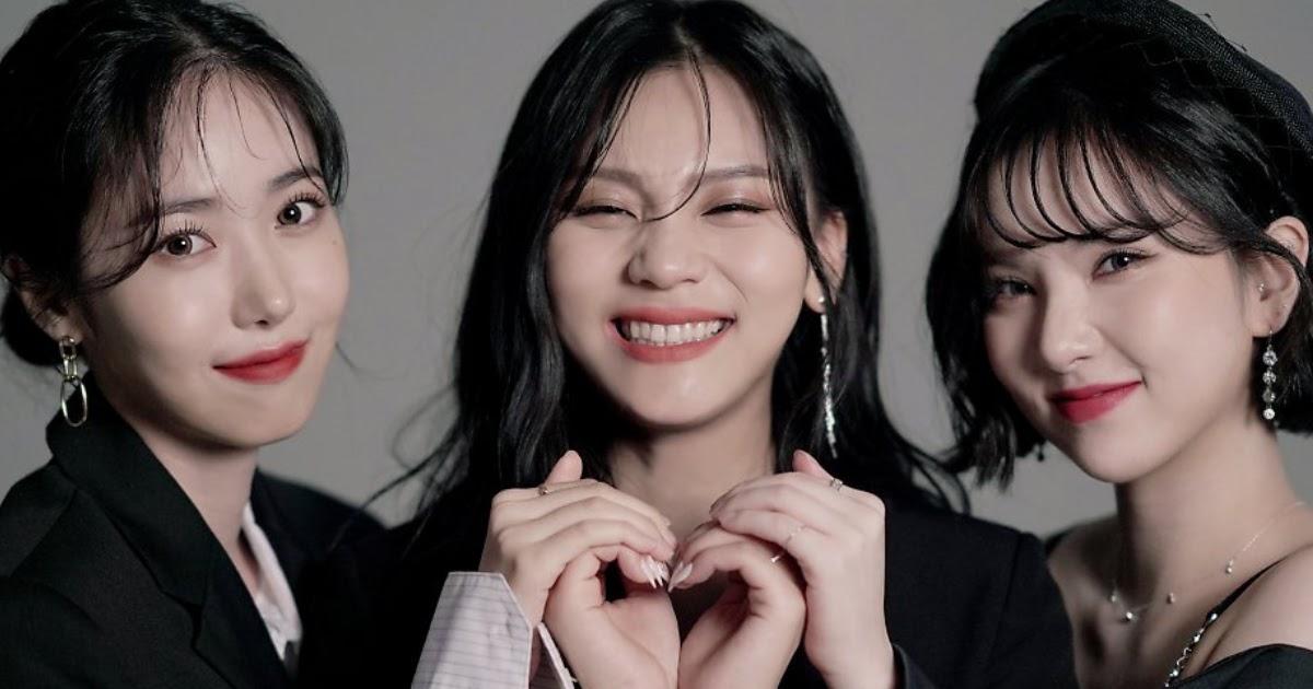 VIVIZ's Umji, Eunha, and SinB Share How Their Lives Changed During Their Hiatus