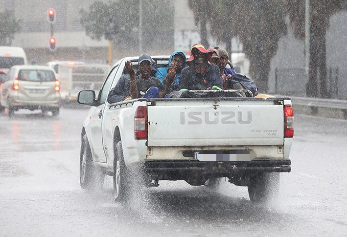 KZN disaster management on high alert ahead of expected heavy rain - TimesLIVE