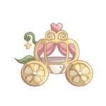 華麗な馬車