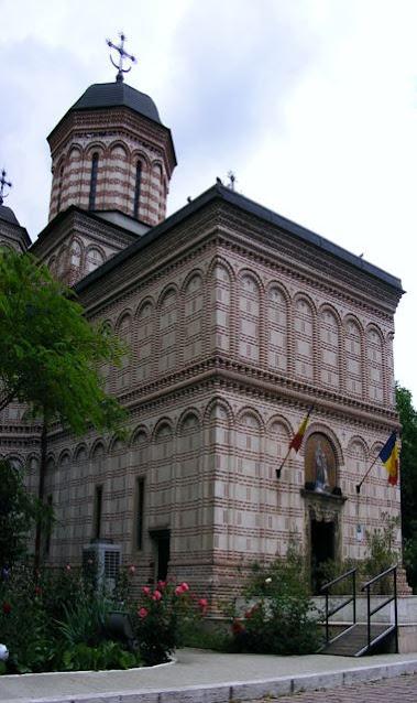 History of Mihai Voda Monastery in Bucharest