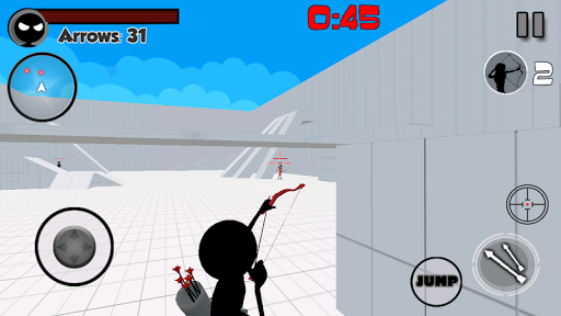 Archery Stickman - Legendary - screenshot